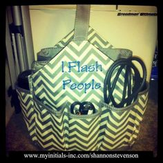 Get a Grip bag for photographers. Love this personalization!  www.myinitials_inc.com/julesnil