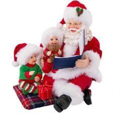 Read It Again Santa Possible Dreams Figure