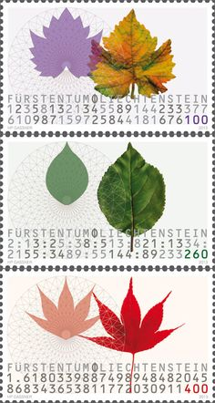 Mathematics stamps from Liechtenstein,  The starting point for this stamp series is the touring exhibition Geopythafibotonpolyhypotesaeder! Matheliebe at the Liechtenstein National Museum. In his collection assembled over the years partly of objects made by himself and partly of objects discovered in the course of everyday life the Liechtenstein mathematician Georg Schierscher seeks firstly to awaken a joy .  http://www.stampnews.com/stamps/stamps_2013/stamp_1362424442_499402.html