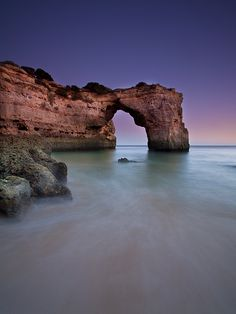 Albandeira Beach, Algarve
