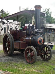 Liphook 008 Traction Engine