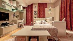 Inspire-se em ideias de decoração para quartos de menina que vão além da cor rosa