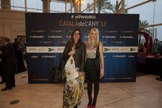 Julia Mayans (izquierda) y Ana García, diseñadoras / DANNY CAMINAL