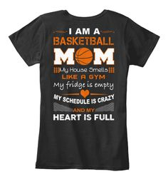 BASKETBALL MOM                                                       …