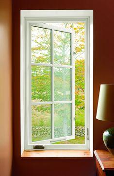 1000 ideas about casement windows on pinterest timber for Best window treatments for casement windows