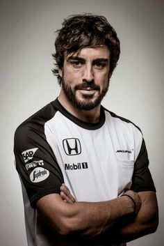 McLaren/Hondas Fernando Alonso