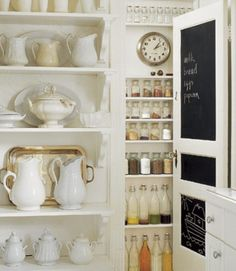 White Kitchens - Pictures of White Kitchen Ideas - Country Living