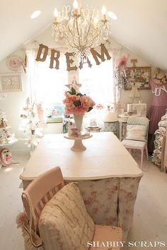 wow. what a craft room!