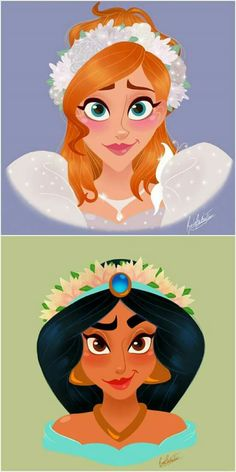 Giselle & Jasmine