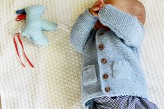 Hey, I found this really awesome Etsy listing at http://www.etsy.com/listing/163390950/hand-knitted-baby-cardigan-wool-baby