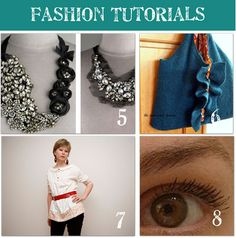 12 Necklace Accessories and Fashion Tutorials