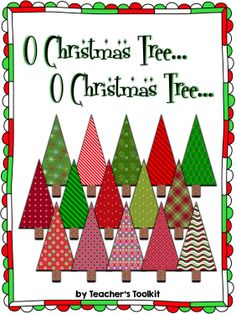 Sing along now. O Christmas tree.O Christmas tree.Sorry, couldn't resist!In need of some free patterned Christmas trees? Great for patterning and symmetry!ZIP FILE CONTENTS:CoverTrees x you like them! Christmas Signs, Christmas Trees, Christmas Crafts, Xmas, Christmas Clipart, Christmas Activities, Christmas Printables, Holiday Classrooms, Classroom Fun