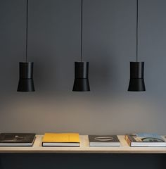 The Sentry Pendant System by Christiaan + Planck for Metalarte