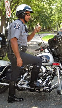 Gay Booted Cops