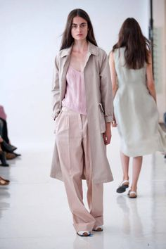 Organic by John Patrick Spring 2014 Ready-to-Wear Runway