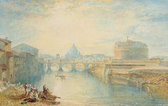 Rome- Joseph Mallord William Turner