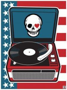 american turntable. #music #records #turntable http://www.pinterest.com/TheHitman14/dj-culture-vinyl-fantasy/