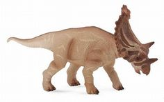 CollectA Utahceratops Dinosaur Toy Model in stock & same day shipping! Shop www.DinosaurToysSuperstore.com today!