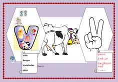 Alfabeto com vocabulário                                                                                       http://ildetefips2.blogspo...