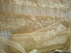 Lovely, lovely, lace.