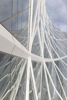 11 The Bow by Foster Partners Calgary Canada Foster + Partners: The Bow, a bold new landmark on Calgarys skyline