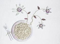 Bucatini with ...onion by Dimitar Lazarov - Dim