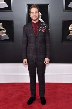Ben Platt from 2018 Grammys Red Carpet Fashion Celebrity Red Carpet, Celebrity Style, Celebrity Gossip, Celebrity Crush, Celebrity News, Ben Platt, Best Dressed Man, Beyonce And Jay Z, Blue Ivy