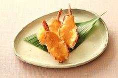 海老の黄金焼(和風黄味焼き)