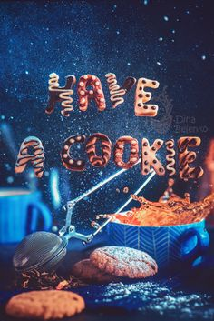 Cookie messages: No carbs, no fun on Behance