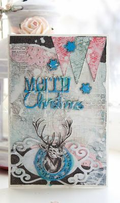 Xmas Card for him 13arts DT