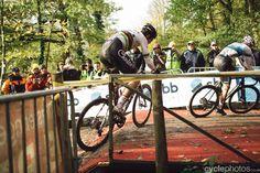 Wout VAn Aert at Cyclocross Superprestige #5 - Gavere, BEL   by Balint Hamvas cyclephotos.co.uk