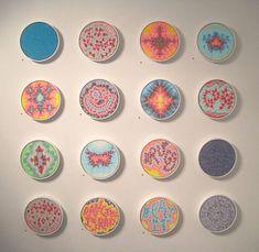 My friend Kelsey Brookes - Scientist Turned Artist inspiration Art Nouveau, Pseudo Science, Bio Art, Petri Dish, Paint Photography, Painting Collage, A Level Art, Art Education, Contemporary Artists