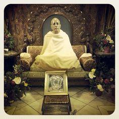 His Divine Grace AC Bhaktivedanta Swami Srila Prabhupad. Bhaktivedanta Manor