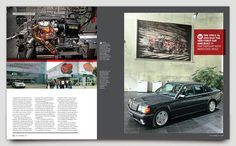 PRN Motorsport Magazine: Fall 2012 by Patrick Beltijar, via Behance