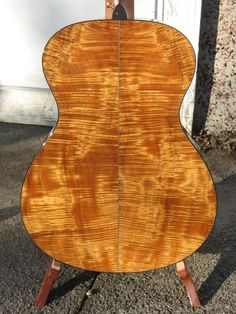 Does extreme wood figuring appeal to you? - Page 2 - The Acoustic Guitar Forum