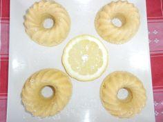 Bolos húmidos de limão [Saudáveis, Paleo, Sem Glúten, Sem Lactose] - Sejam Saudáveis, Sejam Felizes