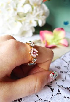 Daisy Days Ring