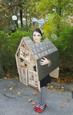 The Wicked Witch of the East homemade Halloween costume ...