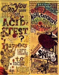 2nd Acid Test and 1st official Grateful Dead Show (12/4/65)