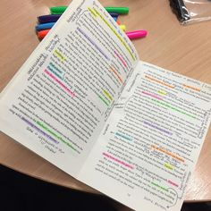 tanya's studyblr — studyhard-getgrades: Annotating fight club for IB. College Notebook, College Notes, School Notes, Work Motivation, School Motivation, Book Study, Study Notes, Studyblr, School Study Tips