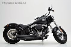 Harley-Davidson Softail Slim FLS - I am so in love with this bike...it will be my next ride!!
