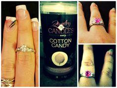 Jewlery In Candles *Reveal*