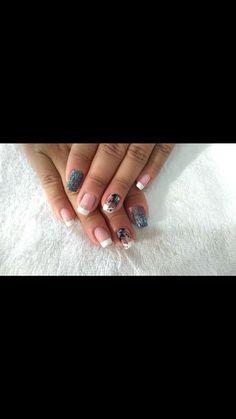 Nails, Beauty, Pretty Toe Nails, Feet Nails, Beleza, Ongles, Finger Nails, Nail, Nail Manicure