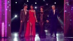 The X Factor: The judges make a 'spicy' live show entrance