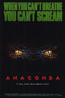 Anaconda (1997) This movie is just plane freaky!.... It's awesome!!