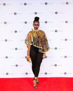 High-low Ankara laced Cape- Gold from Diyanu - Ankara Dresses, Shirts & African Fashion Traditional, African Inspired Fashion, Latest African Fashion Dresses, African Print Dresses, African Print Fashion, African Dress, Traditional Outfits, Ankara Dress, African Attire