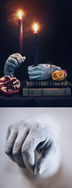 DIY Plaster Hands Tutorial from Honestly Yum.These DIY Plaster Hands are made with aliginate molding powder, just like Martha Stewart's DIY Plaster Hands below. Honestly Yum has more how-to photos on making the mold, pouring the plaster of paris etc…...