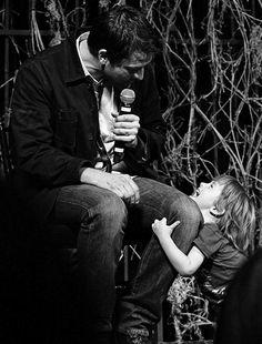 Misha & West Collins  (VegasCon 2014)