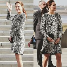 Wednesday, 11 March 2015 The Duchess of Cambridge travelled to the Kent town of Margate to visit the Turner Contemporary gallery Hobbs coat rewear from first pregnancy #katemiddleton #hrhtheduchessofcambridge