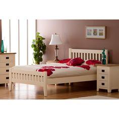 "Panama 4'6"" Bed PAN25"